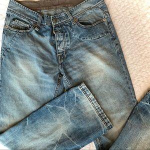ARMANI EXCHANGE Straight Leg Jeans.
